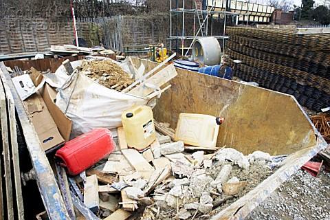 wywóz gruzu Tłuszcz, kontenery na śmieci Tłuszcz